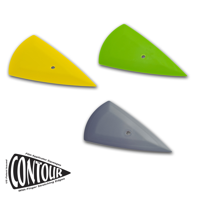 The Contour Installation Squeegee