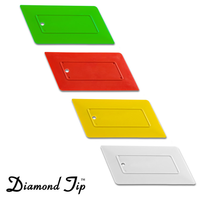 Diamond Tip Squeegee