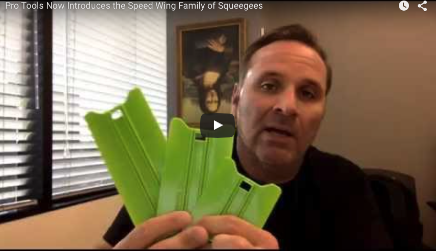 Speed Wing Squeegee Reviewed by Patric Fransko