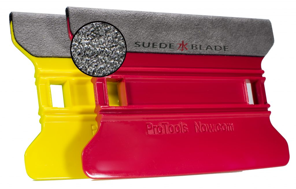 The Speed Wings with Suede Blade Edge by Pro Tools Now