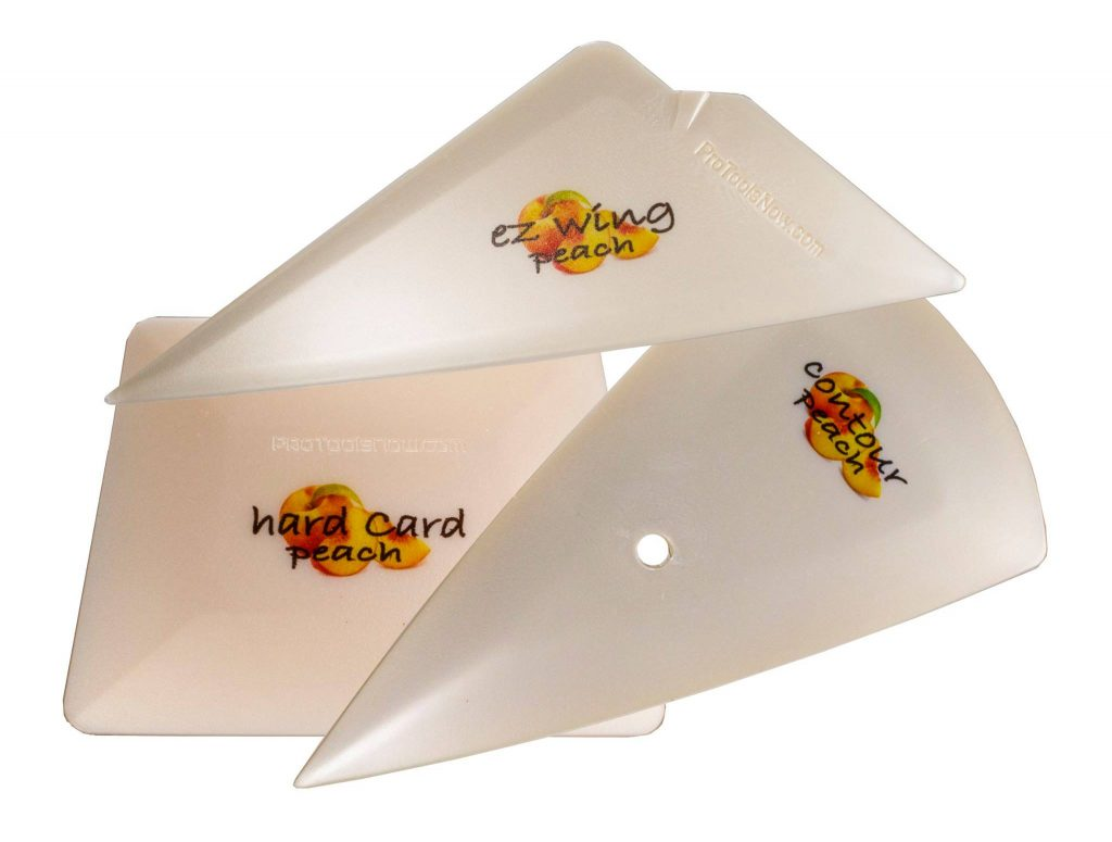 The Peach Hard Card Installation Tools from Pro Tools Now